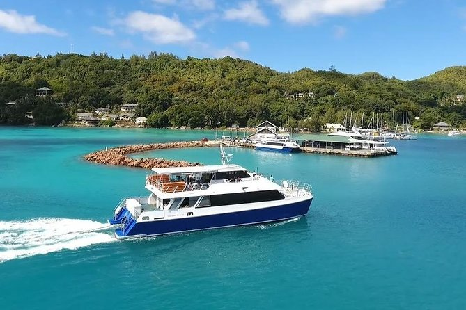 Cat Rose: Praslin Island / La Digue Island Fast Ferry