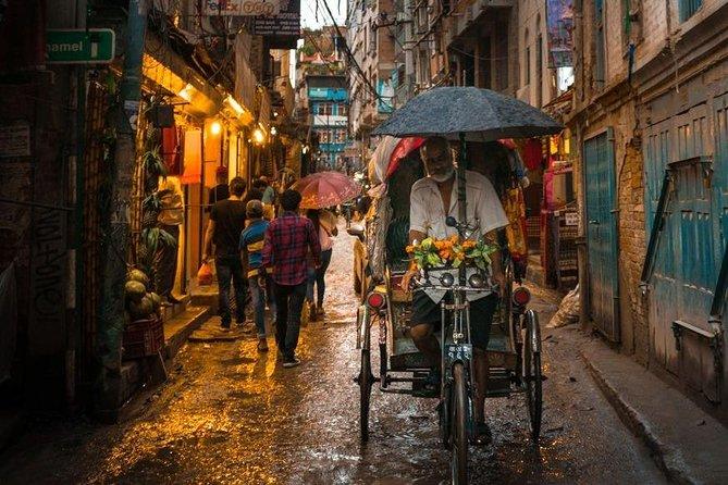 Kathmandu Rickshaw Evening Tour