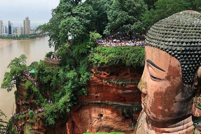 Private 2-Day Chengdu Sightseeing Tour: City Highlights, Panda, Leshan Buddha