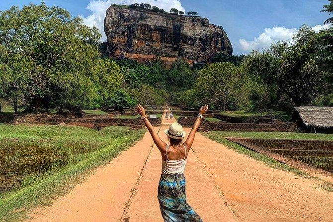 Private Day Tour to Sigiriya & Dambulla
