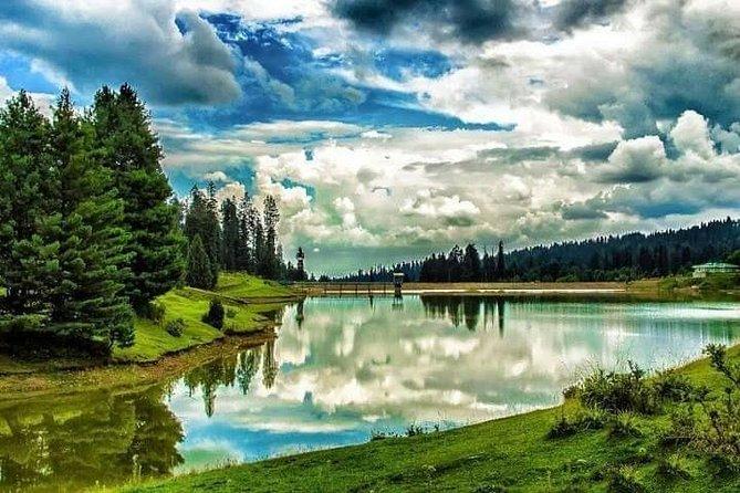 Trekk to most beautiful lakes tarsar marsar