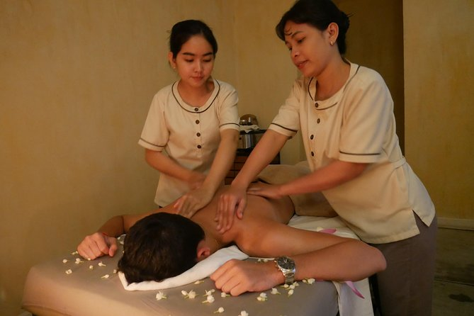 ● KAYA SPA ● Four Hands Massage ● New Experience
