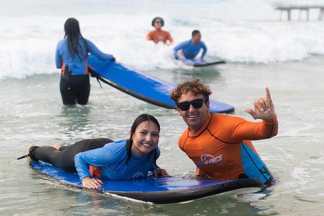 Surf Lesson & Gold Coast Tour