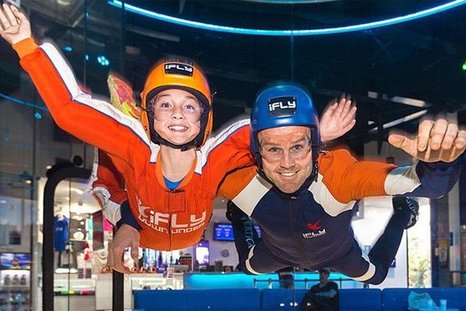 Ifly Indoor Skydiving & Gold Coast Tour