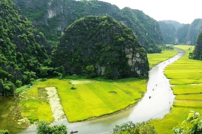 Ninh Binh Hoa Lu - Tam Coc and Cycling