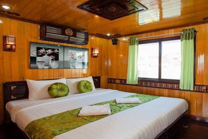 Bai Tu Long Bay On Lemon Cruise 2 Days 1 Night