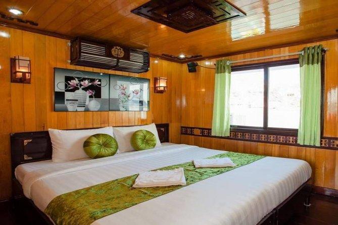 Lemon Cruise 3 Days 2 Nights- Bai Tu Long Bay