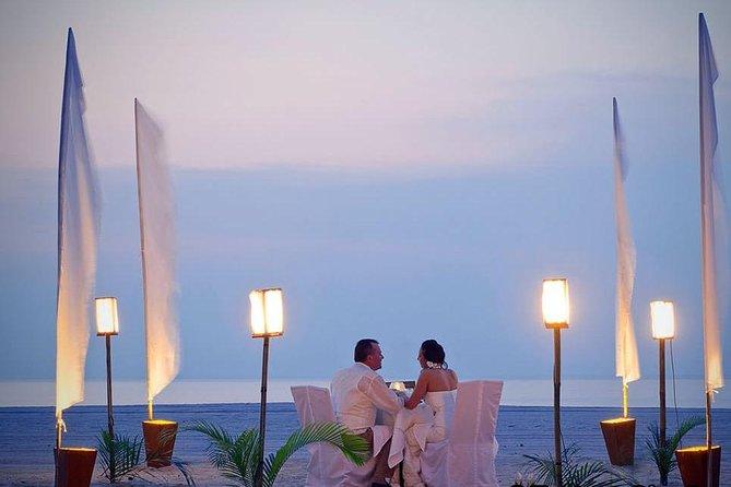 Romantic Evening Beach Dinner Langkawi