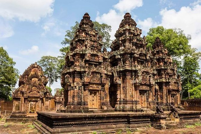2-Day Temples with Sunrise Small Group Tour of Siem Reap photo 4