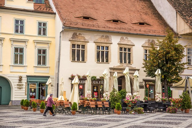 Medieval City of Sibiu – 2 days