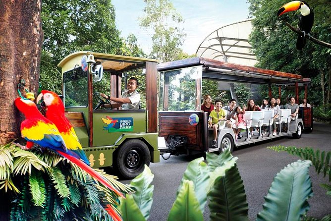 Jurong Bird Park with Hotel Pick Up