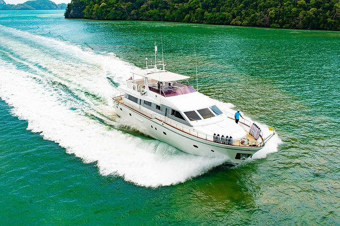 Sunset Cruise from Paradise 101 by Sea Falcon/ Blue Dolphin