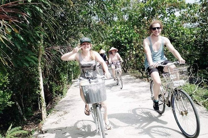 Private Mekong Delta with Biking ( Non- Touristy )