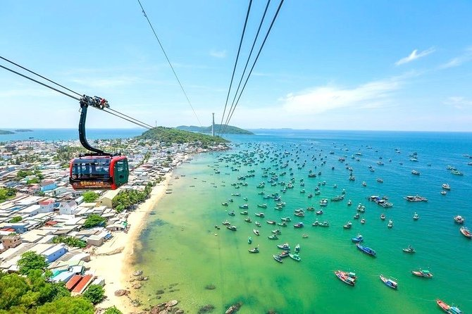 Private Land Tour & Cable car in the South of Phu Quoc island
