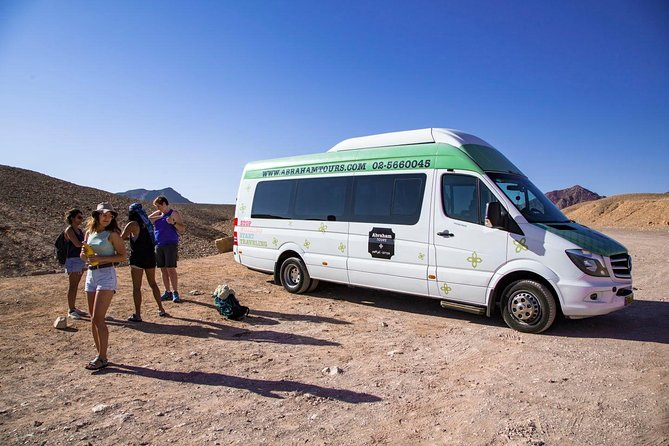 Red Canyon Shuttle from Eilat