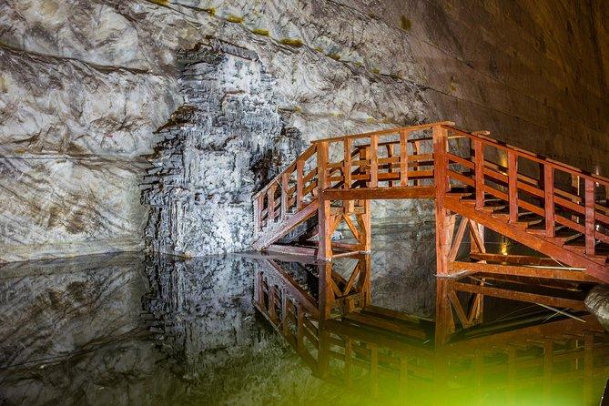 Slanic Salt Mine & Wine Tasting Tour – 8 hours
