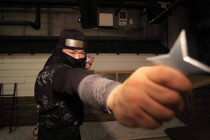 Experience a real ninja in Sapporo! 100% satisfaction! !