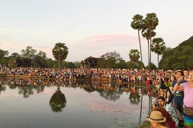 Siem Reap Temples with Sunrise Small Group Tour - 2 Days photo 3