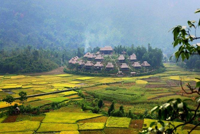 Mai Chau Getaway 1 Day Tour from Hanoi ( Biking- Local Village )