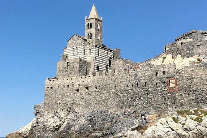 Cinque Terre Private Boat Tour from La Spezia (2 hours max 4 people)