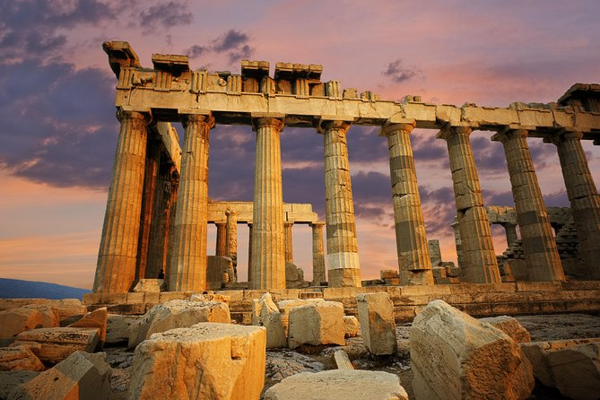 Athens Full Day Private Tour Experience with Excellent English Speaking Driver