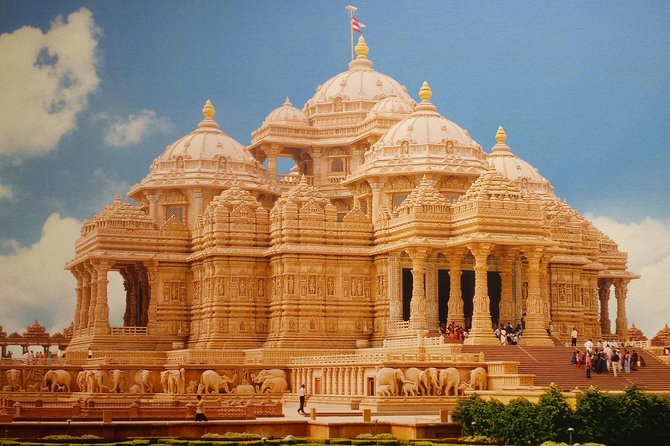 Akashardham Temple Half-Day Tour