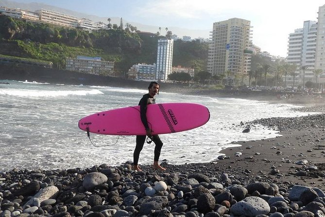 Surfboard and bodyboard rental in Puerto de la Cruz, Tenerife