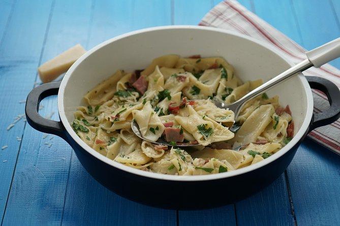 Croatian pasta cooking class