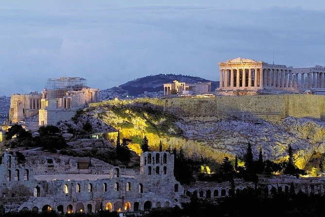 The best of Athens walking tour
