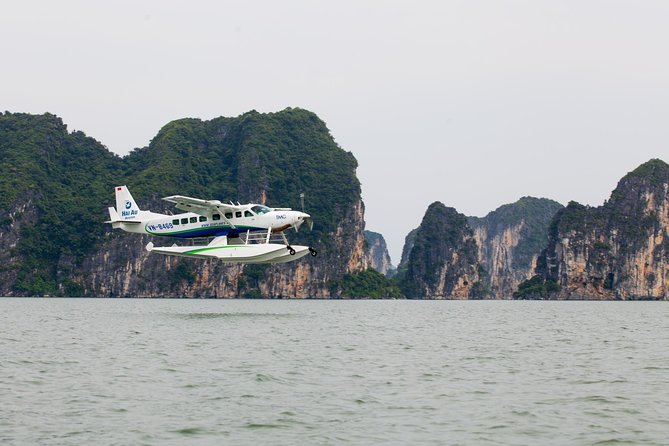 Halong Bay Sightseeing With Seaplane