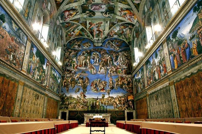 Skip-the-Line: Vatican Museums and Sistine Chapel Guided Tour photo 12