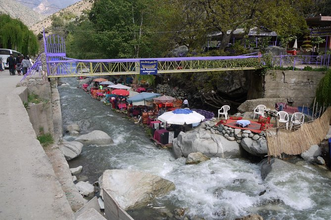 marrakech to setti fatma ourika valley day trip excursion