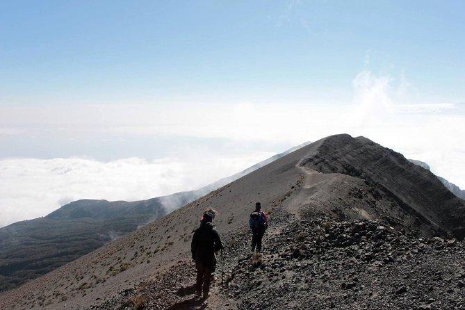 Mount Meru hiking 4 days