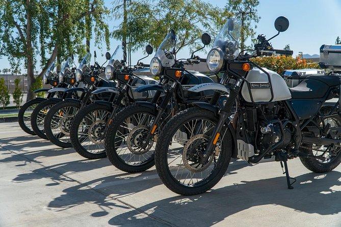 Private Motorcycle Tour of Santa Rosa & San Jacinto Mountains National Monument