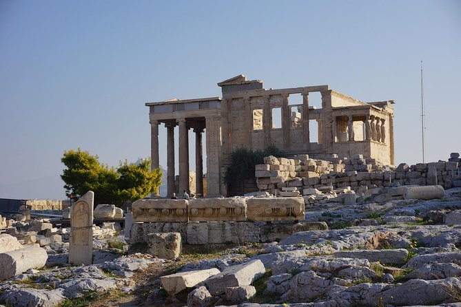Walking guided tour Richness of Athens