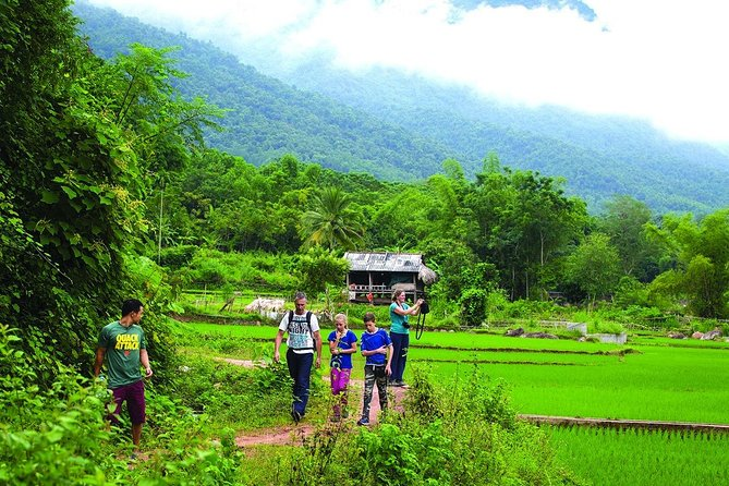 Mai Chau - Pu Luong 2 Days 1 Night Tour - Overnight at Pu Luong Eco Garden