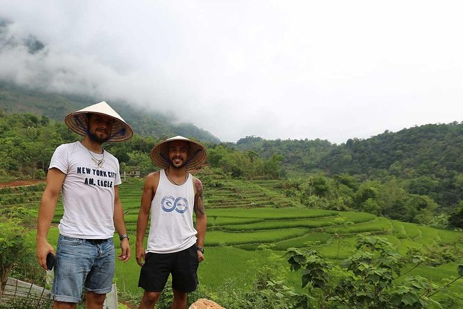 Mai Chau 2 Days 1 Night Adventure Tour - Group Tour from Hanoi- Full Activities