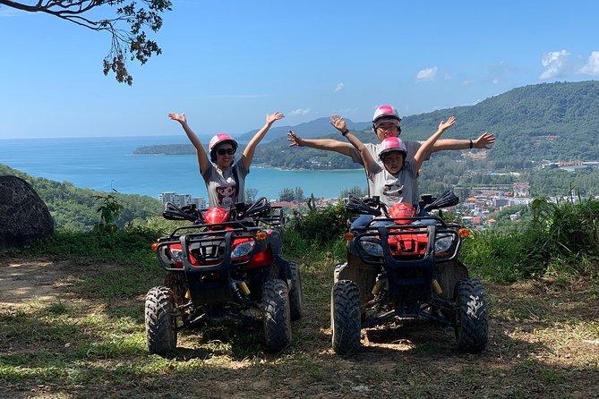 Extreme Adventure With ATV