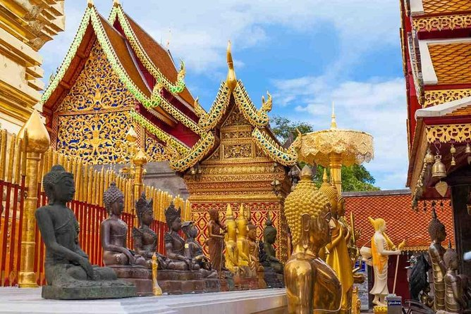 The Best City Tour View Points Wat Doi Suthep & Famous Viewpoints (Private) photo 4