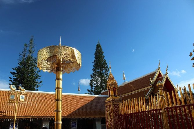 The Best City Tour View Points Wat Doi Suthep & Famous Viewpoints (Private) photo 11