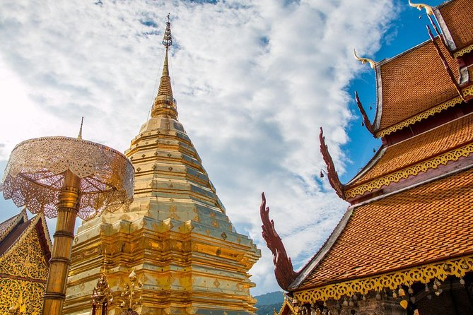 The Best City Tour View Points Wat Doi Suthep & Famous Viewpoints (Private) photo 6
