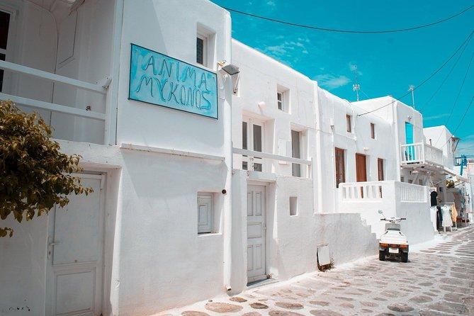 The best of Mykonos Walking Tour