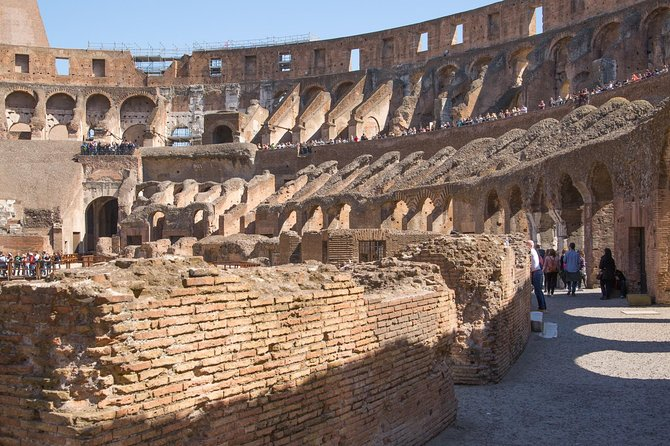 Rome 2 Days Tour - Underground Catacombs, Colosseum, Vatican Museum | Fast Track photo 25