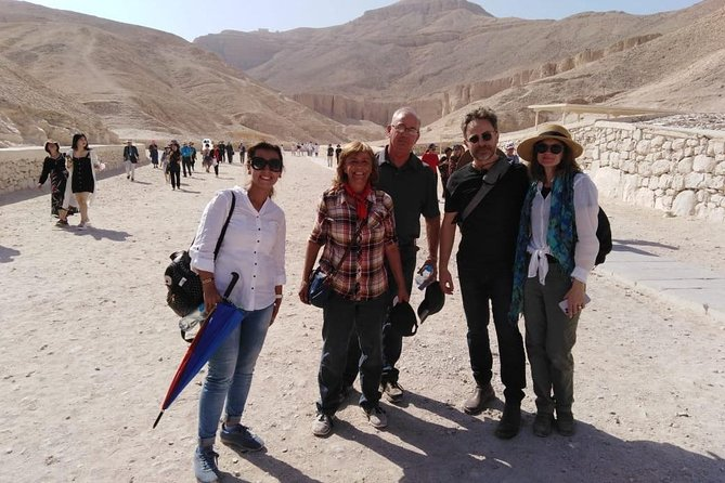 Private Tour- Luxor West Bank, Valley of the Kings and Hatshepsut Temple