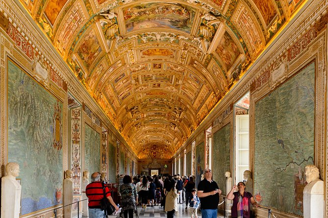 Rome 2 Days Tour - Underground Catacombs, Colosseum, Vatican Museum | Fast Track photo 30