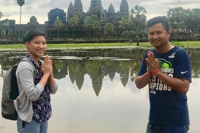 Angkor Wat Private Day tour+Sunrise-Small Circuit