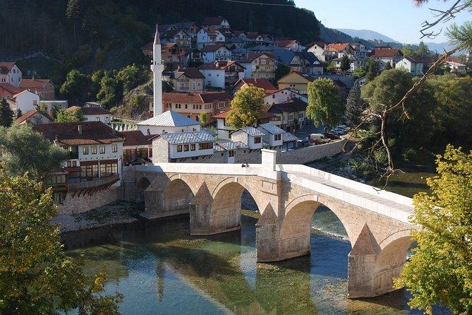Mostar, Blagaj et chutes de Kravice : excursion privée de Sarajevo