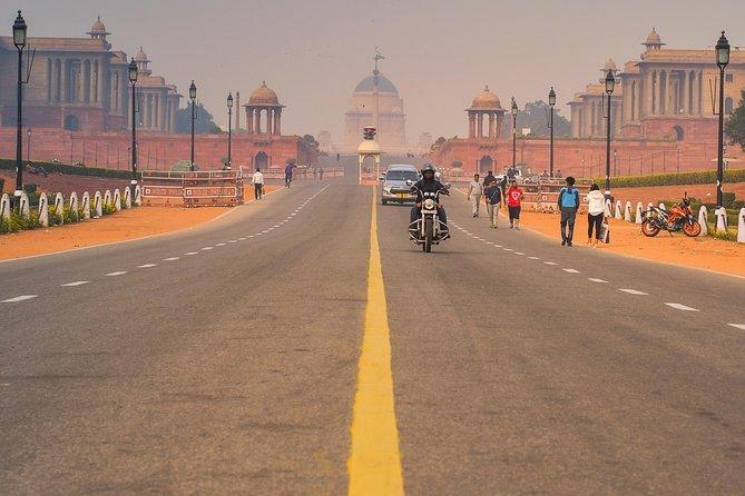 Central Delhi Day Tour