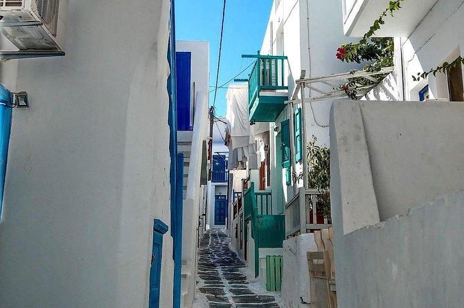 Sightseeing Walking tour in Mykonos