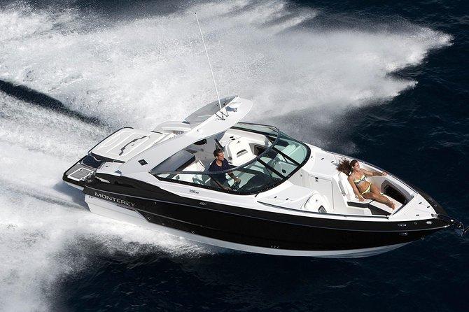 Private Speed Boat In Agadir's Bay
